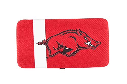NCAA Arkansas Razorbacks Shell Mesh Wallet ()