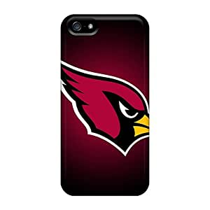 SuperMaryCases Design High Quality Arizona Cardinals Cover Case With Excellent Style For Iphone 5/5s