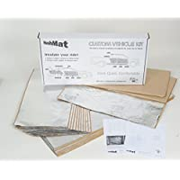 HushMat 61140 Sound and Thermal Insulation Kit (1940 Coupe Ford Model A)