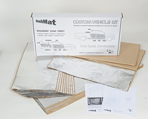 Hushmat 62867 Sound And Thermal Insulation Kit All