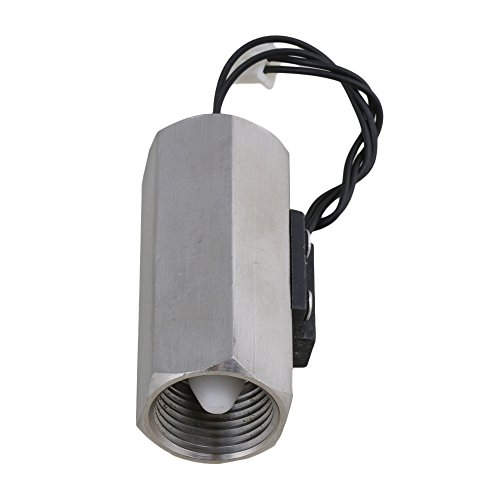 BQLZR Water Flow Switch Magnetic Stainless Steel Water Sensor by BQLZR (Image #1)