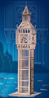 Matchitecture Big Ben & Arc de triomphe