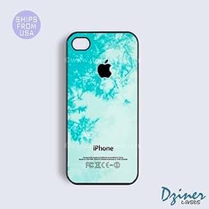 iPhone 5c Tough Case - Sky Blue Design iPhone Cover