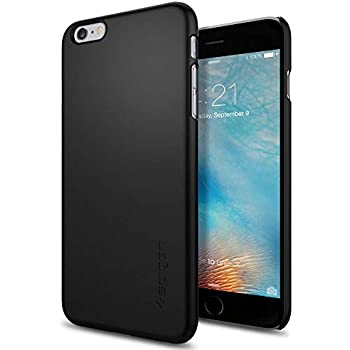 Amazon.com: Spigen Thin Fit Hybrid Designed for Apple iPhone ...