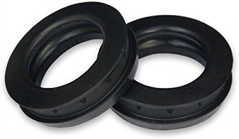 10 pcs Seals for hose couplings 200C GEKA