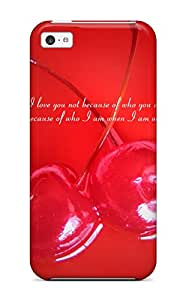 Muriel Alaa Malaih's Shop Fashionable Style Case Cover Skin For Iphone 5c- Romance Love 1234637K66602322