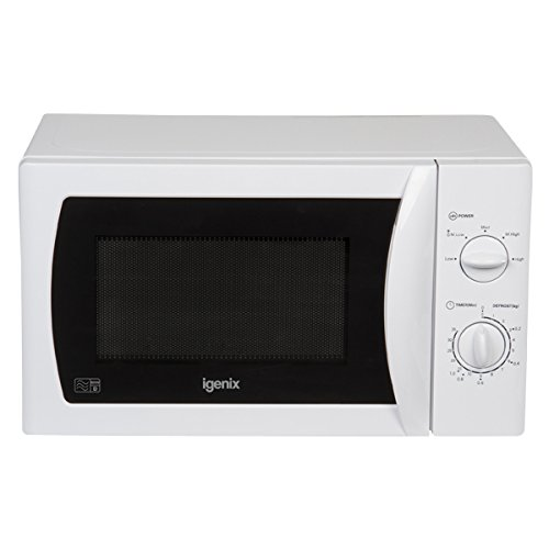 Daewoo KOR6L65 Manual Microwave Oven, 20 L, 800 W - White: Amazon.co