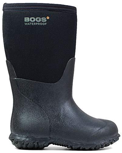 (Bogs Toddler Range Boot Black Size 7 M US)