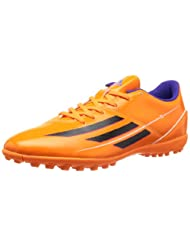 adidas F5 TRX TF Mens Soccer Sneakers / Boots - Orange-Orange-11