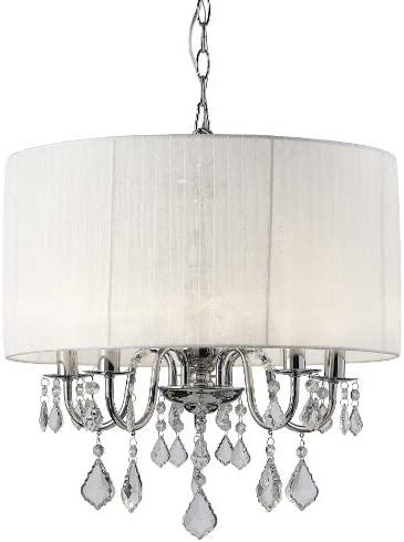 Canarm ICH438A05CH18 Sarah 5-Light Chandelier
