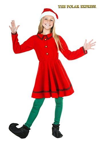 Child Polar Express Elf (Wallop Costume)