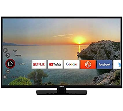 Hitachi 50 Inch Freeview Play Smart TV