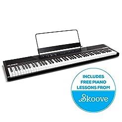 Alesis Recital | 88 Key Beginner Digital...