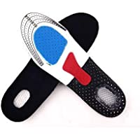 Unisex Insoles for Sport Shoes with Arch Support size 37-41
