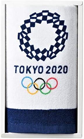 東京 2020 オリンピック フェイスタオル ギフト箱付き
