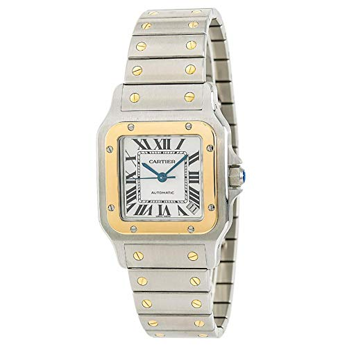 (Cartier Santos Galbee Automatic-self-Wind Male Watch W20099C4 (Certified Pre-Owned))