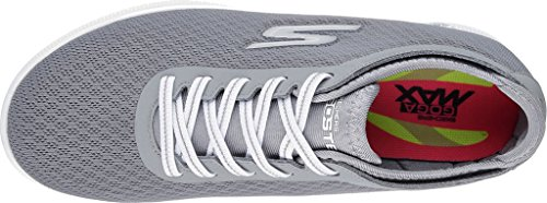 Gray Step Women's Shoes Agile Skechers Go LITE HYdEx0q