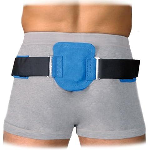 Trainer's Choice Saco-iliac Stabilizing Belt, Leather, Medium - Sacral Belt