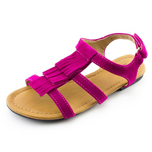 Kali Fringe Sandals Toddler Little product image