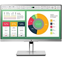 HP EliteDisplay 21.5-Inch Screen LED-Lit Monitor Silver 1FH45AA#ABA (Certified Refurbished)