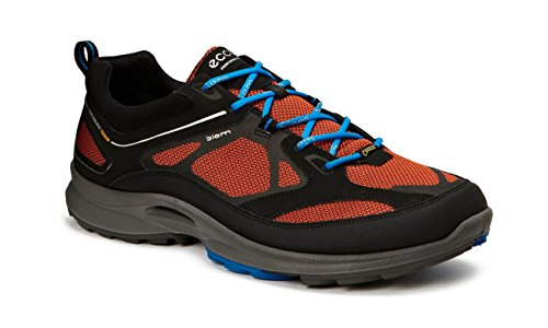 ECCO Herren- Chaussures BIOM ULTRA - nero/feu/dynasy, 45