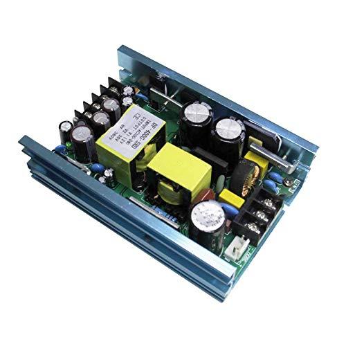 Pack of 1pcs ASEMI Switching Power Supply 400 Watt 100V//240V AC Input 380V//36V//12V DC Output