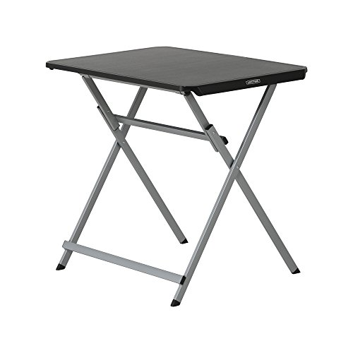 Lifetime 80623 Personal Serving, Patio, Laptop, Folding Companion Table, 30 Inch, Black