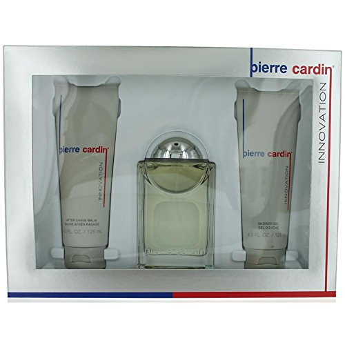 Gift Set After Shave Gel (Pierre Cardin Innovation 3 Piece Gift Set for Men)