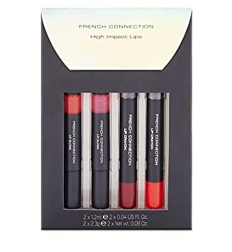 French connection lip gloss collection