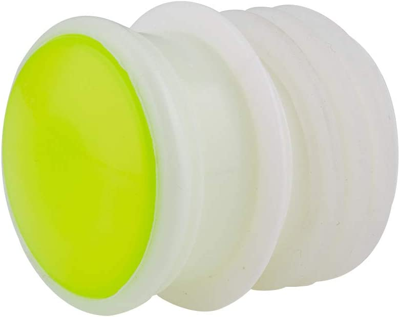 Food Grade Silicone Thermos Plug Cap Stopper Bottle Lid Replacement Kettle Parts 1.77x1.57in LIS66