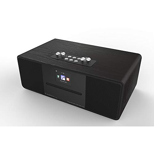 Albrecht DR 690 CD hybride dradio, internet/digitaal (DAB+)/FM-radio met cd-speler incl. Bluetooth