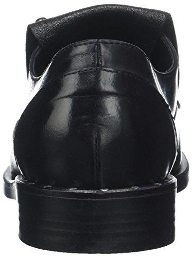 Nero Piu Derby Donna Stringate 001 Veruska Scarpe noir gXdqqUwx
