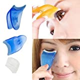 Premium Quality Easy Use Beauty False Fake Eyelashes / Lashes Extensions Applicator Clip / Application Tool In Blue Colour By VAGA