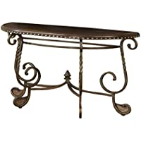 Steve Silver Company Rosemont Sofa Table, 49 x 19 x 30