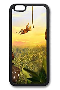 iPhone 6 Plus Cases, IP6 Plus Case - New Release Protective Black Soft Rubber Bumper for iPhone 6 Plus Donkey Kong Game Iphone Wallpaper Anti-Scratch Case Bumper for iPhone 6 Plus Cases