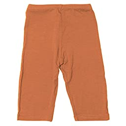 KicKee Pants Little Boys Solid Pant, Copper, 4T