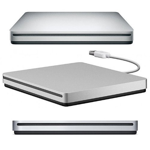 Blu-ray player External Slot-in DVD VCD CD RW Drive Burner Superdrive for Apple Macbook Pro Air iMAC