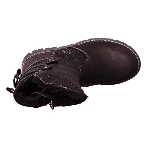 Primigi 86041/00 mädchen, glattleder, low boots