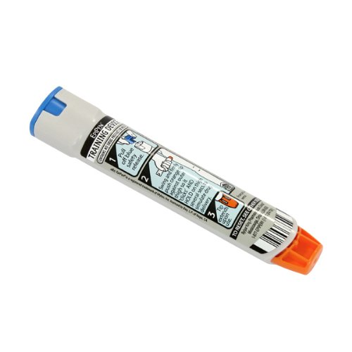 - New 2 EpiPen Trainers, Reusable for CPR & First Aid Training
