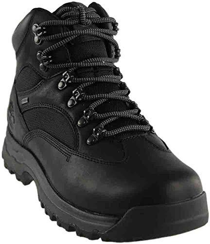 - Timberland Chocorua Trail 2 Black Full Grain Mens Hiking Boots Size 10M