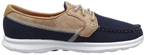Skechers Damen Go Step-Seashore Bootschuhe Blau (Nvy)
