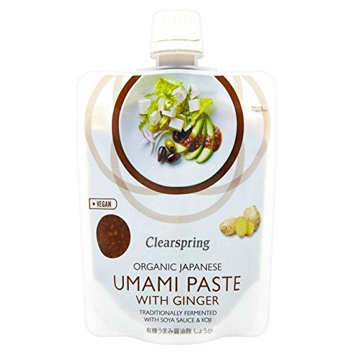 Clearspring Organic Umami Paste with Ginger - 150g (0.33lbs)