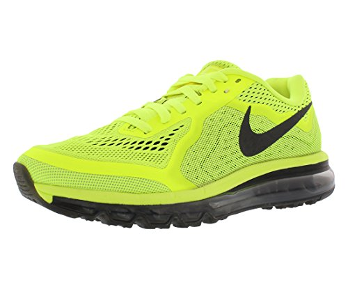 Nike Air Max 2014 Mens Style: 621077-700, Volt/ Black - Barely Volt -  White, Size: 10.5