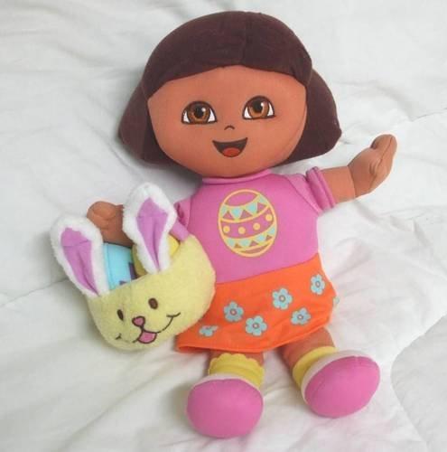 Dora the Explorer Talking Springtime (Dora The Explorer Talking Doll)
