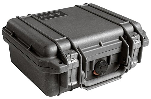 Ambient Weather 1200-BLACK 1200 Small Case by Pelican for SkyScan P5 / P5-2 Lightning Detector by Ambient Weather