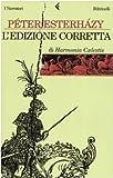 L'edizione corretta di Harmonia caelestis