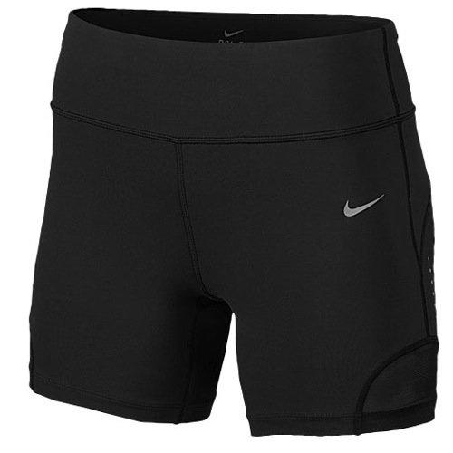 "Nike Dri-FIT 5"" Epic Lux Shorts Black 646256-010 Small"