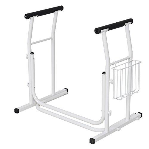 toilet safety rails freestanding - 4