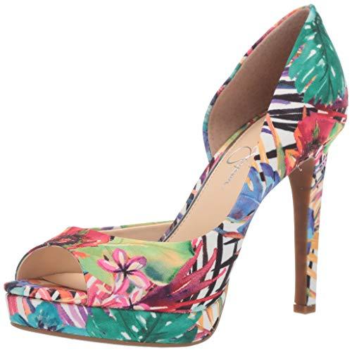 Jessica Simpson Women's DEISTA Shoe, Multi, 7 M ()