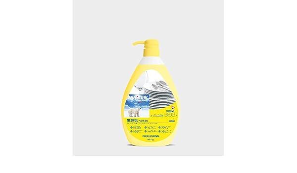 Sanitec Neopol - Detergente líquido para platos a mano y en ...